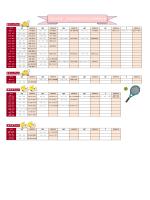 平成26年度 第74回東海学生テニス選手権大会
