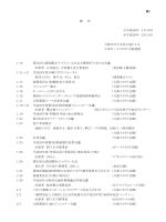 1月分 - 日本ボーイスカウト大阪連盟