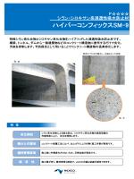 ハイパーコンフィックスSM-9 - 西日本高速道路メンテナンス中国株式会社