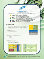 FEXEROX MIPS Product Brochure