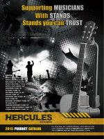 HERCULES カタログ 2015