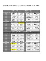 クラブユース新人戦 - FC DIAMO