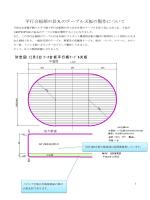 平行合板柄の長丸のテーブル天板の製作について