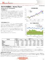 MLPの市場動向 Weekly Report