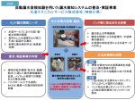 自動漏水音検知器を用いた漏水検知システムの普及・実証事業