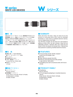 W シリーズ - Copal Electronics
