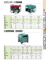 呼称 防音インバーター発電機 型式 YSG2500SS GA