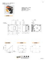 無接触形(ホールIC)回転角度センサ CP-45H