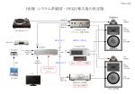 HK様 システム系統図 - DEQX導入後の決定版 - Kurizz-Labo