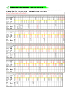 JR Hokkaido Train Timetable 2014.12.01~2015.02.28