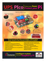 Raspberry Pi® B+, A+, B, and A HAT Compliant