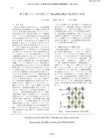 希土類フリーを目指した Na 3AlF6:Mn4+蛍光体の合成
