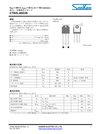 CTNS-4603S