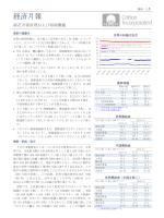 経済月報 - Cotton Incorporated