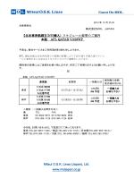 【北米東岸】CNY航路 APL QATAR V.029WP