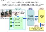 バイオマスエタノール混合ガソリン(E3)の実証(沖縄県伊江村)