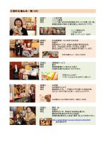 「木挽町広場出店一覧(2月)」を掲載しました