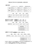 開智未来中学校平成27年度特別選抜1入試集計資料 全受験者 未来