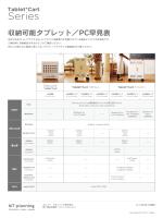 収納可能タブレット/PC 早見表 (PDF:153KB)