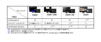 CG247 CX241-CNX CX241-CN CX241