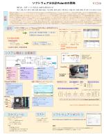 ソフトウェア分光計PolariSの開発 要約 システム構成と