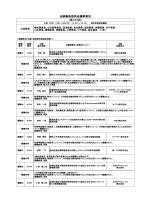 第164回治験審査委員会