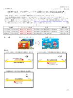2014年12月 プリカリニューアル店舗のお知らせ【高速道路SA】