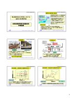 1 軌道弾性材の特性に対する 温度の影響評価