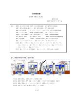 原発ウォッチャー月例報告書(2014年9月)