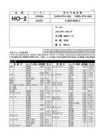 ホンダ フルフロータイプ ネジ径 M20×1.5 外 径 Φ65 高 さ 85mm