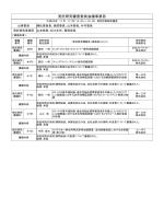 第175回治験審査委員会