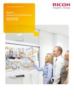 D5510 製品カタログ PDFダウンロード