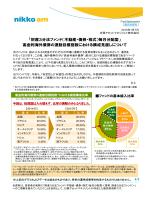 「財産3分法ファンド(不動産・債券・株式)毎月分配型