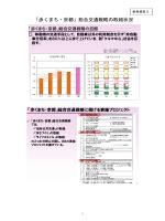 参考資料3 総合交通戦略の取組状況(PDF形式, 414KB)