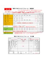体操・水泳 - 熊本YMCA