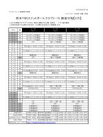 熊本YMCAフットボールクラブU